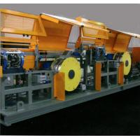 China HRC-65 Wire Drawing Machine , Construction Wire Cold Rolling Machine on sale