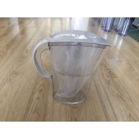 Best Portable Alkaline Household Water Purifier Pitcher 2.5/3.5L With Clear Plastic wholesale