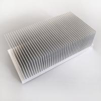 China Aluminum Heat Sink Cooling Temperature 200(W)*60(H)*120(L)mm on sale
