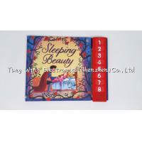 Cheap 8 Push Button Sound Module for Sound Book , Funny musical books for children for sale