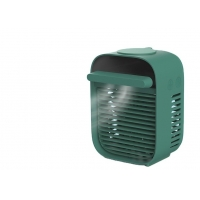 China Water Mist Spray Rechargeable Battery Powered Fan on sale