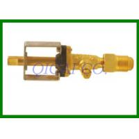 Best Inlet Thread NPT 1 / 8 Copper Gas BBQ Grill Valves , make as per your design wholesale