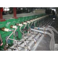 Film  Rigid Sheet PVC Calender Machine 4 Roll Calendering Machine For clothes  packing bag