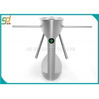 110V/220V Automatic Turnstile, RFID Bi-Direction Tripod Turnstile Gates
