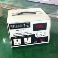 Best 1KVA SVC(LED) Automatic Voltage Stabilizer Motor Type wholesale
