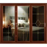 Best Champagne, white powder coated aluminum bifold doors for residential buliding wholesale
