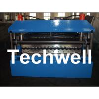 Best Long Span Corrugated Roofing Sheet Roll Forming Machine Exported To Nigeria wholesale