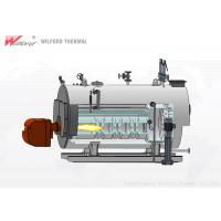 China Heavy Duty Package 15T/H High Pressure Oil Boiler on sale