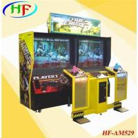 Shooting game, arcade game Time Crisis 3