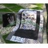 Buy cheap Velvet Reactive Printed Beach Towel from wholesalers