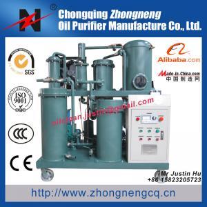 Best Lubricant oil purifier / Lube oil filtration, dehydraulic, degas, deimpurity plant / Waste oil recycling machine TYA wholesale