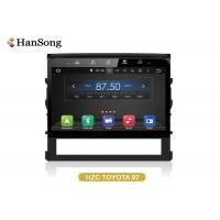 Best Toyota Landcruiser 2016 Toyota Car DVD Player NXP6686 Radio Unique UI Design wholesale