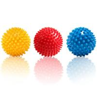 Best Fitness Mad Spiky Massage Ball Trigger Point Sport Fitness Hand Foot Pain Relief wholesale