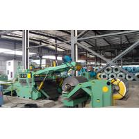 China Full Automatic Coil Leveler / Cut To Length Machine High Speed Pickling on sale