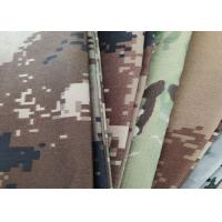 China Functional Textile 100% Cotton Flame Resistant Twill Camouflage Cloth For Clothing on sale
