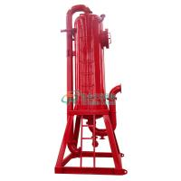 China 320 Cubic Meter Per Hour Oil Drilling Gas Separator Trenchless HDD Application on sale