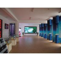China Custom P4 , P5 , P6 full color scrolling led display indoor high brightness on sale