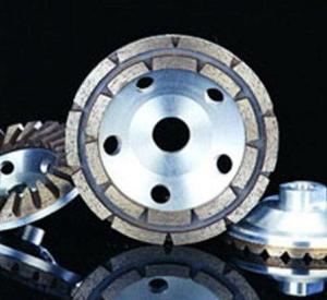 Best Double-row Diamond Grinding Cup Wheel wholesale