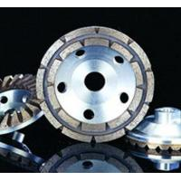Buy cheap Double-row Diamond Grinding Cup Wheel from wholesalers