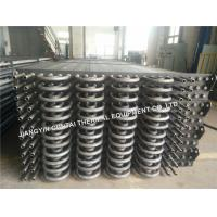 Best SA192 SMLS Seamless HH Square Fin Tube For Waste Heat Recovery Unit wholesale