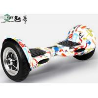 Best High Speed Off Road 2 Wheel Self Balance Electric Standing Scooter With Led Light wholesale