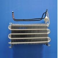 Best Blue Coating Fin Tube Heat Exchanger / Finned Pipe Heat Transfer Copper Material wholesale