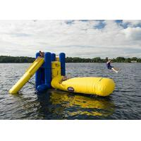 Best High Safety Inflatable Lake Toys , Fun Pool Toys With Inflatable Water Blob wholesale