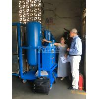 Best Fully Enclosed Type Double Stage High Vacuum Insulation Oil Purification System 9000Liters/Hour wholesale