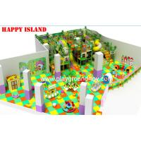 Best Indoor Toddler Playground Equipment Can Be Design To Your Irregular Area wholesale
