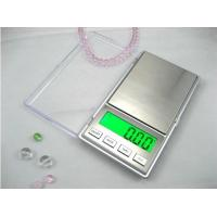 China Large LCD display and Tare (zero) feature Pocket scale on sale