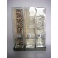Best White Aromatherapy Reed Diffuser Gift Set For Home Decoration wholesale