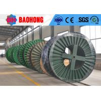 Best Corrugated Flange Type Steel Cable Reeling Drum Stable Structure wholesale