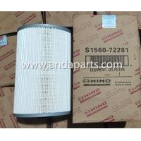 China High Quality Oil Filter For HINO S1560-72281 on sale