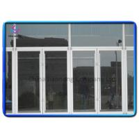Cheap KFC - Style Entry Aluminium Windows And Doors With Double Tempered Glass for sale