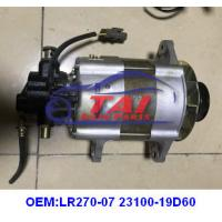 Buy cheap LR270-07 23100-19D60 Nissan Engine Parts Starter Motor 24V 70A For FD46 FD46T from wholesalers