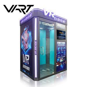 Best VR Arcade Fighting Game Machine , Coin Pusher Kids Playground Equipment wholesale