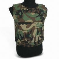 Best Interceptor Body Armor, Made of Aramid UD Fabric, Various Colors are Available wholesale