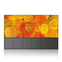 Best Built In 3d Noise Reduction Lcd Video Wall , 55 Inch Aultra Thin Bezel TV wholesale