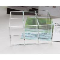 China Clear Acrylic Small Storage Bins Containers on sale