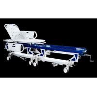 China Safe Manual Connection Patient Transport Trolley Prevent Cross Infection on sale