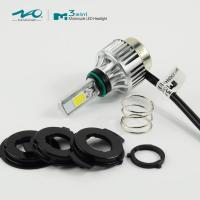 China 30 watt 3000 Lumen bright Motorcycle LED Replacement Bulbs  with CE ROSH on sale