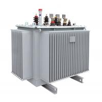 China Fully Sealed Oil Immersed Transformer 10kv Core Type Laminated Energy Saving on sale