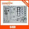Buy cheap G4ED full set for HYUNDAI engine gasket 20910-26K00 from wholesalers
