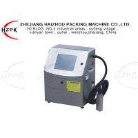 China Automatic Inkjet Printing Machine , Continuous Inkjet Date Code Printer on sale