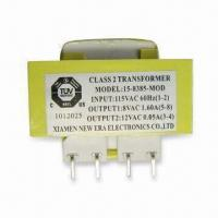 Best Power Transformer with Several-team Output, 115V AC/60Hz Input Voltage and 20W Maximum Output Power wholesale