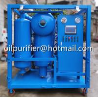 Best cable oil purifier,Oil Filtration Device for Oil-immersed Transformers,insulation oil purifier with removal of gas,water wholesale
