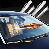 China Security Transparent Tint Film BulletProof Safety Glass Protective Film on sale