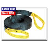 """Best 2"""" 12000 Lb Winch Webbing Strap With Snap Hook Appliance Moving Straps wholesale"""
