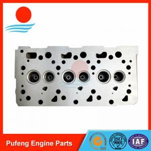 China aftermarket Kubota cylinder head D1005 16027-03040 for B21 B2100DT B7500DT B2320DT ZD25F ZD326 on sale