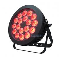 China Air Cooling Waterproof LED Par Light 18x15W Stage Lighting Equipment For Dj Clubs on sale